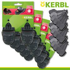 Kerbl 5x 2 Pièce Pièges à Souris Haut de la + 3x 6 Ersatzköder Grenier Keller