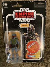 2020 Hasbro Star Wars Retro Collection Boba Fett 3.75