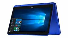 Dell Inspiron 2-in-1 11.6-inch HD Touchscreen Convertible Laptop PC, Inte...