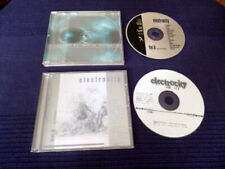 2 CDs Electrocity 6 & 10 Laibach Haujobb Anne Clark Split Second Tangerine Dream