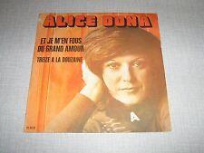 Alice Dona 45 tours France Treize à la douzaine S. Lama