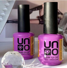 Top Coat for Diamond Shield gel polish -UNO- no sticky layer, no UV-filters