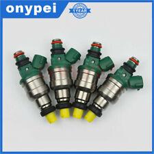 4 pcs Fuel Injectors nozzle INP-471 fits Mitsubishi Gasoline
