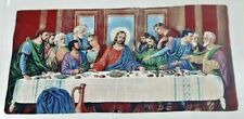 Christian Last Supper Carpet Tapestry Rug Blanket Art Wall Hanging Home Decor