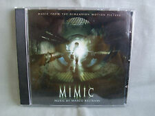 Mimic-OST by Marco Beltrami-varese sarabande 1997 Nouveau