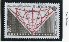 TIMBRE FRANCE OBLITERE N° 2271 LE CINEMA / Photo non contratuelle