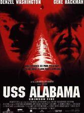 USS ALABAMA Bande Annonce / Pellicule Cinéma Trailer TONY SCOTT GENE HACKMAN