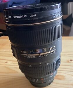 Nikon Zoom-NIKKOR 17-35mm f/2.8 AF-S D IF ED Lens