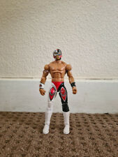 WWE Mattel action figure ELITE Series 32 REY MYSTERIO Kid Toy RARE Wrestling Wcw