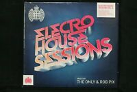 The Only & Rob Pix – Electro House Sessions 5   - New Sealed CD (C1171)