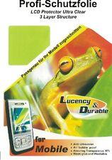 PROFI-Schutzfolie kratzfest Samsung Galaxy Pocket - S5300 - 3-lagig - blasenfrei
