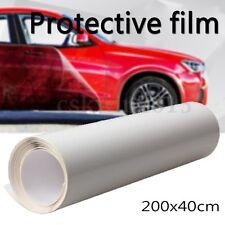 40x200CM Clear Auto Car Door Edge Protective Film Wrap Guard Sheet  Anti-Scratch