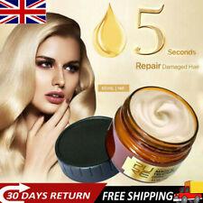 Magical Hair Treatment Mask keratin 5 Second Hair Root Repair Nourishing 60ML UK