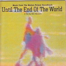 Until the End of the World by Original Soundtrack (CD, Dec-1991, Warner Bros.)