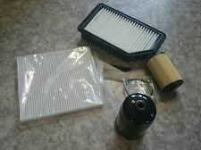 Inspektionspaket Filter Wartungskit Kia Venga 1,4 CRDI 55KW 2010-