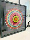 🔥🔥🔥 Carlos Rolon DZINE :: Mandala 20-color silkscreen :: 18x18 in (unframed)