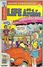Life With Archie Comic Book #217, Archie 1980 VERY FINE