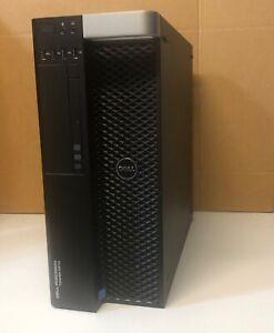 DELL PRECISION 5810 Xeon E5-1620 V3 @ 3.50GHZ 32GB 512GB SSD Quadro K2200 DVDRW