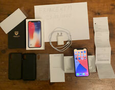 Apple iPhone X - 256GB - Grigio Siderale + Battery Cover