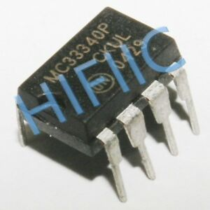 1PCS/5PCS MC33340P Battery Fast Charge Controllers DIP8