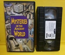 The Incredible Discovery of Noah's Ark - Mysteries of the Ancient World - Vhs