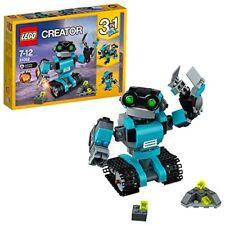 Z00003 Lego Creator - robot explorador