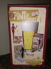 """Wembley Casino & Lounge Pint Of Games """"A Heap Of Drinking Games In One Box!�"""