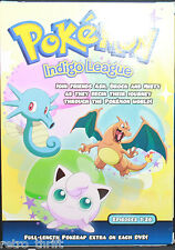 Pokemon Indigo League Season 1 26 Episodes Anime Viz Media