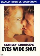 Eyes Wide Shut (Dvd, 2001, Stanley Kubrick Collection) New