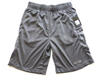 Spalding Concrete Athletic Shorts Mens Medium Regular Fit Performance New