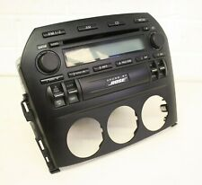 Mazda MX5 - Mk3 (NC) 05-08 - BOSE HEAD UNIT - STEREO RADIO CD PLAYER - MP3