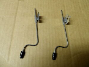 1964 1965 1966 Ford Thunderbird New Windshield Washer Nozzle Squirter -pair