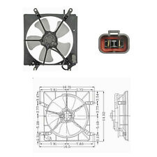 Cooling fan Assembly  (Radiator Fan) Fits: 1994 95 96 1997 Honda Accord L4 2.2L