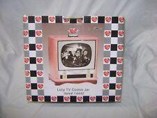 I Love Lucy Tv Cookie Jar 1999 Vandor Rare Oop New In Box