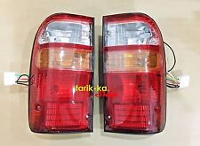 Rear Tail Lights Lamp LH RH For 2002 2003 2004 Toyota LN166 Hilux Pickup D4D MK5