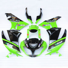 HI Motorcycle ABS Bodywork Fairing For ZX6R ZX 6R Ninja 2009 2010 (B