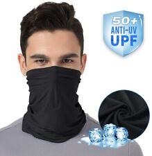 Seamless Headband Face Cover Scarf Headwear Head Wrap Bandana Hiking Neck Gaiter