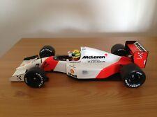 Minichamps - Ayrton Senna - 1:18 Scale - McLaren Honda MP 4/7 1992