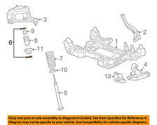 Cadillac GM OEM 06-09 SRX Front Suspension-Mount Kit 88952018