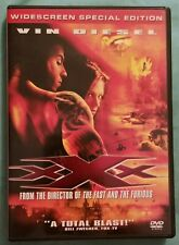 """Xxx"".Vin Diesel, Widescreen Special Edition, Pre Owned Dvd"