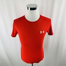 Under Armour HeatGear Compression Shor Sleeve T-Shirt Mens Medium M