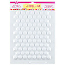 LorAnn Hexagon Break Up Apart Hard Candy White High Temp Candies Hex Sheet Mold
