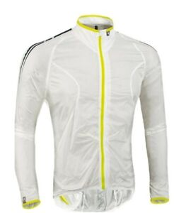 Specialized Deflect Rbx Comp Wind Womens cycling Rain Jacket Medium pack away