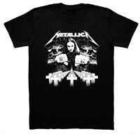 METALLICA Master of Puppets Cliff Burton S M L XL XXL 2XL unisex T Shirt