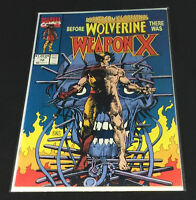 ☆☆ Marvel Comics Presents Wolverine #72 ☆☆ (High Grade* 1991 Marvel) Weapon X