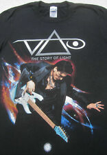 Steve Vai story of light 2013 tour Small concert T-Shirt