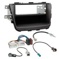 Kia Sorento XM 12 1-DIN radio de voiture Set d'installation Câble adaptateur