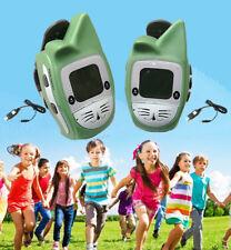 Outdoor Watch Walkie Talkie Kids Wrist Watches Intercom Set Children Toy G-270