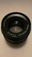 Pentax K 55mm F1.8 lens for Pentax-K mount, mirrorless adaptable