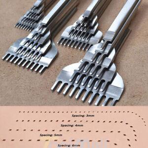 Ba30DEllylelly Leder Craft Edge Press Kit Einstellbares Leder Groover Knickwerkzeug Leder N/ähwerkzeug Leder N/ähen Arbeitswerkzeuge